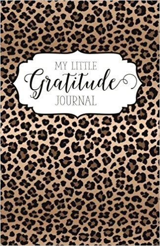 My Little Journal Leopard